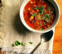 Chili bean Soup: Simple to make but it take a lot of time to cook