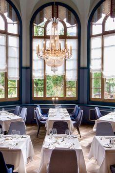 Hotel Walther | Pontresina Interior Work, Das Hotel, Palace, Table Decorations, Linens, Virginia, Inspiration, Furniture, Home Decor
