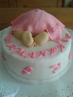 pasteles para bebés brutal
