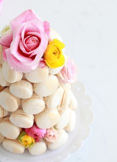 Macaron Tower - Posh Little Designs x Best Friends For Frosting