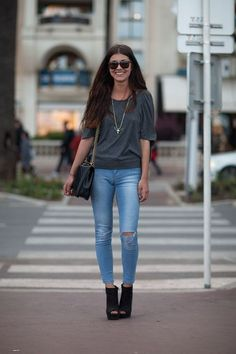 Street Fashion: Cannes 2013