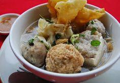 Resep Bakso Ayam Jamur Kenyal Empuk Kuah