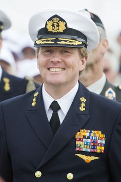 King Willem Alexander Netherlands