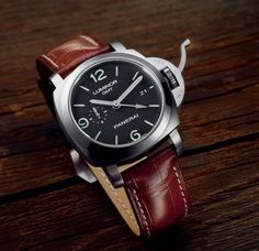PANERAI [NEW] PAM 320 LUMINOR 1950 Marina 3 Days GMT Power Reserve (Retail:HK$68,100) ~ OUR PRICE: HK$46,800. #PANERAI #PAM320 #PAM00320 #LUMINO1950 #LUMINOR_1950_MARINA #PANERAILUMINOR_1950_MARINA #PANERAI_LUMINOR_MARINA_LOGO #PANERAILUMINOR1950MARINA ...repinned für Gewinner! - jetzt gratis Erfolgsratgeber sichern www.ratsucher.de
