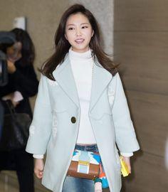 #Koreastarfashion#Kstar#Kstyle#Kpop#Apink#Sonnaeun#에이핑크#손나은#공항패션#Airportlook