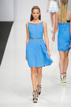 Byblos at Milan Fashion Week Spring 2013