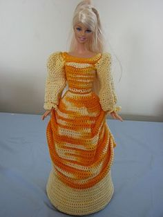 Free Patterns from DonnasCrochetDesigns.com http://www.donnascrochetdesigns.com/doll/harvest%20angel.pdf
