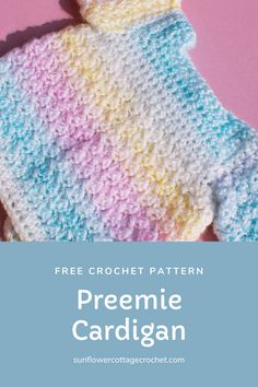 Baby Cocoon Pattern, Crochet Baby Sweater Pattern, Crochet Baby Jacket, Crochet Baby Cocoon, Baby Sweater Patterns, Crochet Cardigan, Baby Patterns, Crochet Patterns, Crochet Box