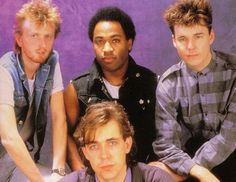 Big Country Band | Favorite Band/Musician with the Word 'Big' in their Name. Big Country