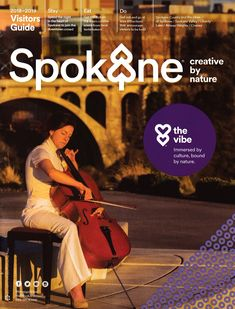 """Blessed with a unique combination of outdoors & attractions, arts & delectable dining, & a historic past with a vibrant future, it's easy to see why Spokane is """"Near nature. Near perfect."""" Spokane Valley, In The Heart, Getting Out, Attraction, Liberty, Scene, Culture, City, Outdoor"""