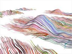 Vincent Mauger  untitled #3  digital drawing  30 x 40cm  2009