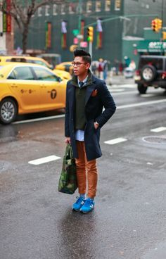 OUTFIT: Men's Wool Topcoat On The Go The... | Closet Freaks | Menswear & Personal Style