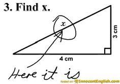 algebra, geometry, trigonometry... no problem!!!