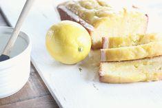 Lemon Curd Pound Cake with Lemon Glaze — Lolo's Desserts Recipes Using Lemon Curd, Recipe Using Lemons, Lemon Desserts, Easy Desserts, New Recipes, Baking Recipes, Pound Cake Recipes, No Bake Cake, How To Make Cake