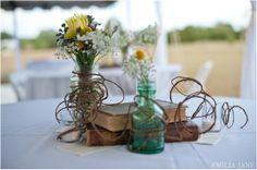 Le Magnifique: Texas Wedding at Belle of Round Top B Retreat Center by Emilia Jane Photography    #centerpiece #wedding