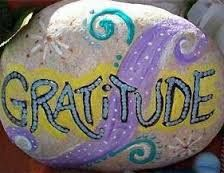 If you think Thanksgiving is the best time to feel thankful and express gratitude, think again. Watch as I take the power of gratitude to the streets. Grateful Heart, Thankful, Painted Rocks, Hand Painted, Painted Bottles, Alphabet, Attitude Of Gratitude, Express Gratitude, Thoughts