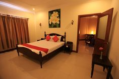 """See 22 photos and 8 tips from 51 visitors to Anise Hotel. Staff always smile and wave to me :)"""" Smile And Wave, Phnom Penh, Bed, Furniture, Home Decor, Decoration Home, Stream Bed, Room Decor, Home Furnishings"""