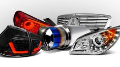 Enter your vehicle information to see Euro headlights, dual halo projector headlights, LED 3rd brake lights, bumper and corner lights, Euro tail lights with LEDs, CCFL halo lights, and more! http://www.carid.com/spec-d/