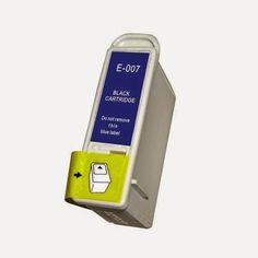 Comprar cartuchos Tóner y Tintas compatibles. inkPrinted: Tinta compatible epson c13t00740110 t007 negro - T...