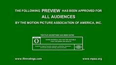 MPAA Adds New Rating To Warn Audiences Of Films Not Based On Existing Works