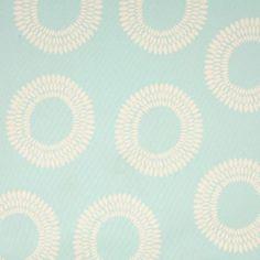 Taunton Duck Egg oilcloth tablecloth