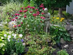 shady perennial garden ideas | This entry was posted on July 20, 2010 at 1:22 am and is filed under ...