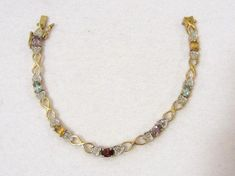 Vintage sterling silver Gold-tone Mix by wandajewelry2013 on Etsy