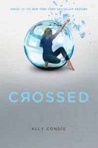 Crossed by Ally Condie - I enjoyed this one. - Mar. 2012