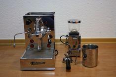 Espressomaschine profigerät : Delonghi ec dedica espressomaschine im test