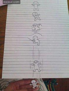 Funny Cartoon Art in Free Time http://www.rocklej.com/2197/funny-cartoon-art-in-free-time