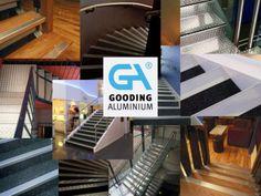 Aluminium Stair Treads http://www.slideshare.net/DavidGooding/aluminium-stair-treads