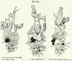 WILHELM BUSCH Wilhelm Busch, Comic Artist, Comics, Drawings, Illustration, Google Search, Sketches, Illustrations, Cartoons