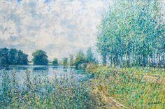 Le Promenade, Beaulieu-sur-Seine - Charles Neal
