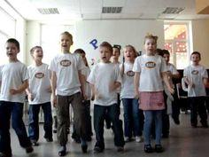 "Latvian primary school class perform ""Time to Play"" English Primary School, Teaching English, Action Songs, Teaching Vocabulary, 7 Year Olds, English Language, Creativity, Teacher, Training"