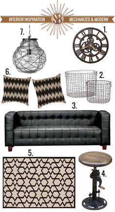 1000 Images About Manly Decor On Pinterest Drafting