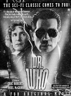 doctor who movie 1996 | Doctor Who: The Movie (1996)
