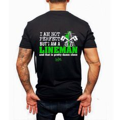...modesty comes natural, too.... Lineman Love, Power Lineman, Riders On The Storm, Cool Items, Cute Outfits, Mens Tops, T Shirt, Clothes, Kleding