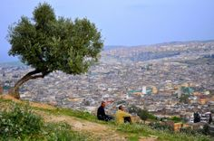 nice shot of #Morocco from a top place