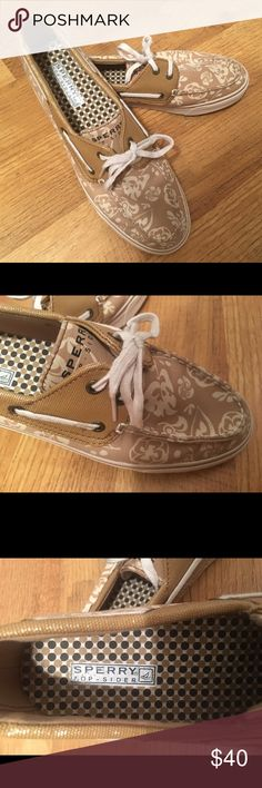 Sperry Top Sider shoes Worn twice. Great condition Sperry Top-Sider Shoes Flats & Loafers