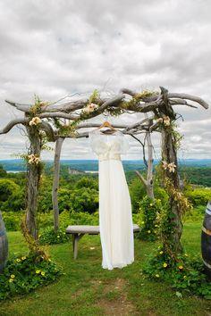 Romantic Vineyard Wedding Dresses