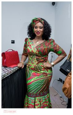 V Nice. ~African Prints, African women dresses, African fashion styles, african clothing ~DK