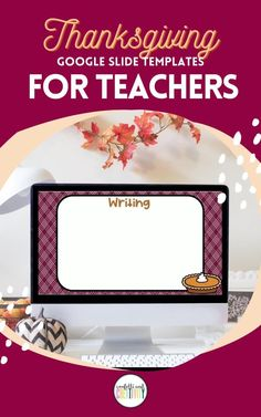 Almost 200 pages of editable google slide templates for your distance learning classroom!! Keep your distance learning and virtual classroom organized with this beautiful and festive, Thanksgiving-themed slide templates. Google slides templates for teachers. Distance learning classroom setup. Distance learning home setup. #distancelearningclassroom #virtuallearningclassroom #teacherresources #preschool #elementary #kindergarten #teacherclassroom #thanksgivingclassroom High School Classroom, Classroom Setup, Classroom Resources, Classroom Organization, Teacher Resources, Fall Classroom Decorations, Elementary Schools, Distance, Festive
