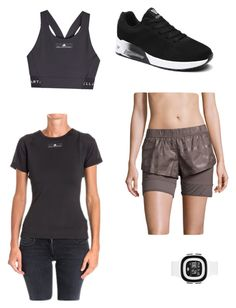 """""""Untitled #79"""" by ana-gabriela02 on Polyvore featuring adidas"""