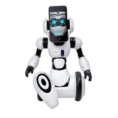 Wowwee's RoboMe is a completely customizable robotic avatar that uses the power of your iPhone or iPod touch. Electronics Gadgets, Tech Gadgets, Cool Gadgets, Buddy Robot, Radios, Ipod Touch, Iphone Owner, Wow Wee, Robot Kits