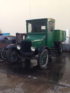 Ford : Model T standard 1927 Ford Model T (TT) Truck - http://www.legendaryfind.com/carsforsale/ford-model-t-standard-1927-ford-model-t-tt-truck/