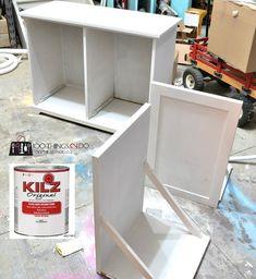 DIY Recycling Centre - A beginner build Diy Outdoor Kitchen, Diy Kitchen, Kitchen Storage, Food Storage, Diy Storage, Storage Ideas, Awesome Woodworking Ideas, Woodworking Box, Sketchup Woodworking