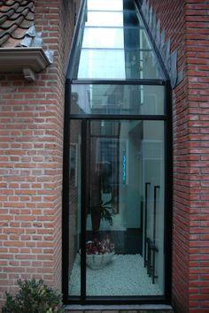 Afbeeldingsresultaat voor glas tussenhuis