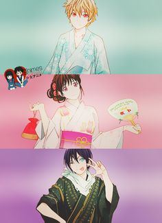 Shared by Find images and videos about anime, noragami and yato on We Heart It - the app to get lost in what you love. Manga, Otaku, Noragami Anime, Hyouka, Blue Exorcist, Sword Art Online, Cartoon Drawings, Kawaii Anime, Anime Characters