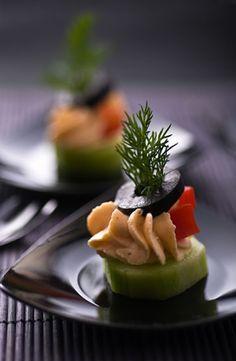 Cucumber Cream Cheese Appetizer | Amazing Appetizer Recipes