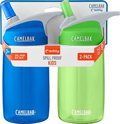 CamelBak Eddy Kids Water Bottle, ** See the photo link even more details. (This is an affiliate link). Infused Water Bottle, Water Bottles, Floral Park, Hazardous Materials, Cup With Straw, Packing, Amazon, Grass, Lilac